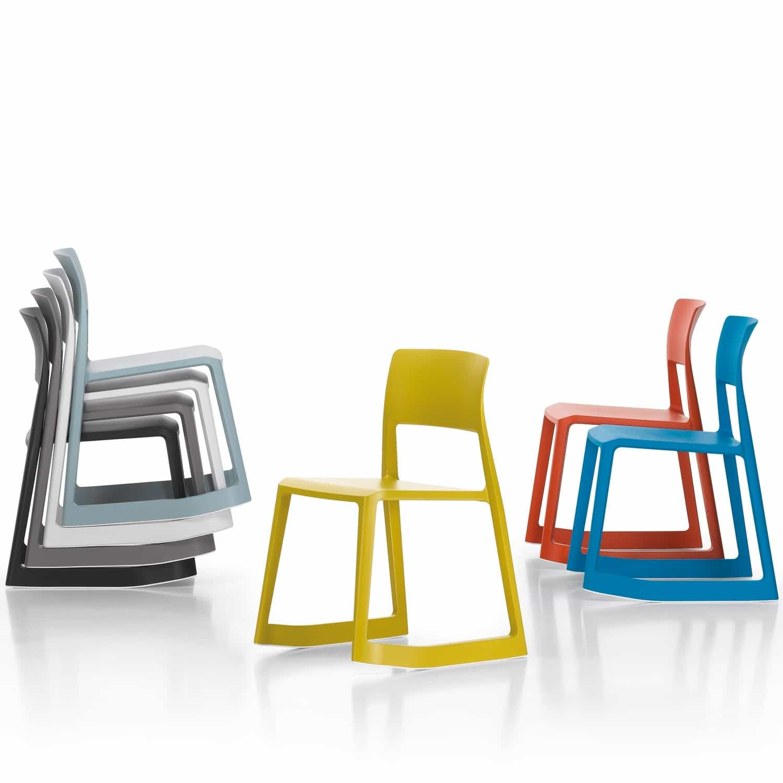 vitra tip ton stol interi rbutikken. Black Bedroom Furniture Sets. Home Design Ideas