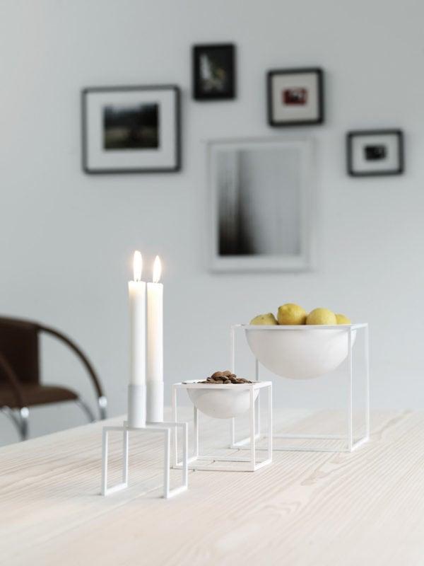 by lassen kubus line white interi rbutikken. Black Bedroom Furniture Sets. Home Design Ideas