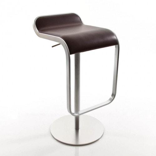 lapalma lem brun skinn regulerbar interi rbutikken. Black Bedroom Furniture Sets. Home Design Ideas