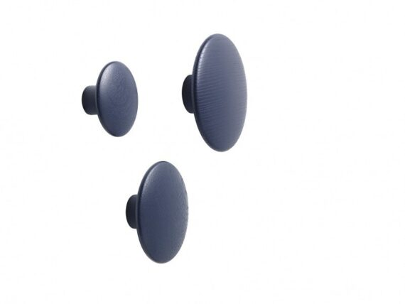 Muuto The Dots Midnight Blue