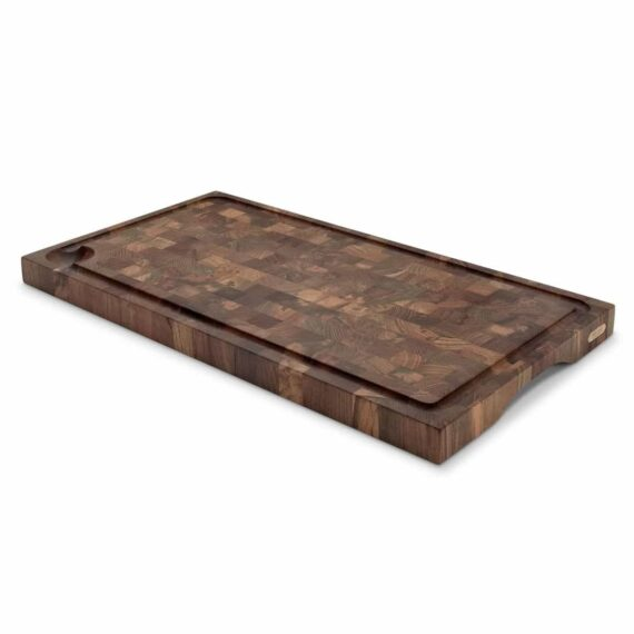 skagerak dark wood chopping board
