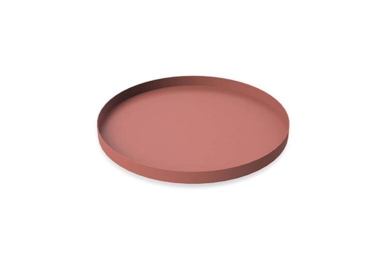Cooee - Tray 30 cm, Rust