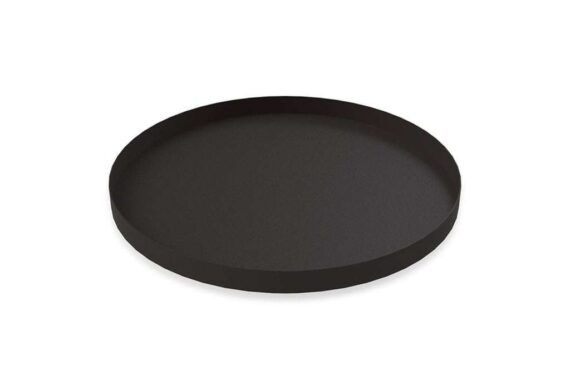 Cooee - Tray 40 cm, Black