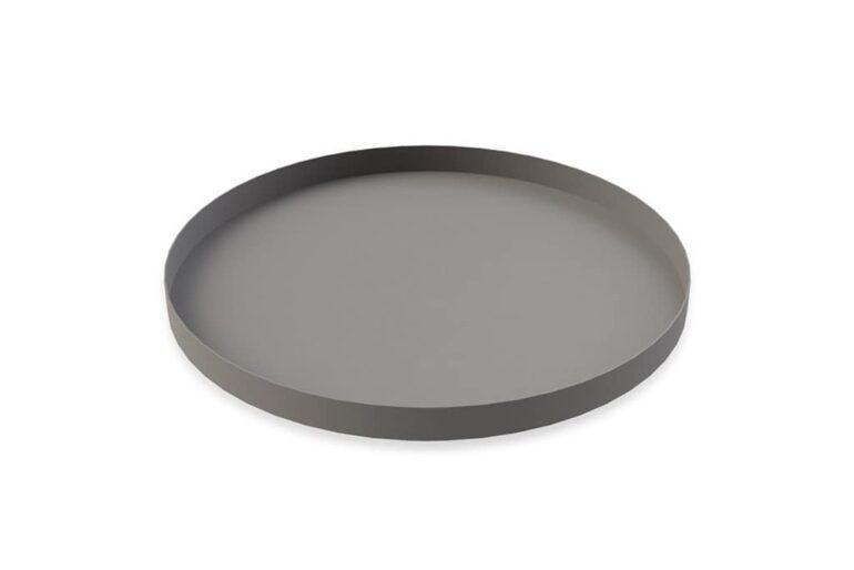 Cooee - Tray 40 cm, Grey