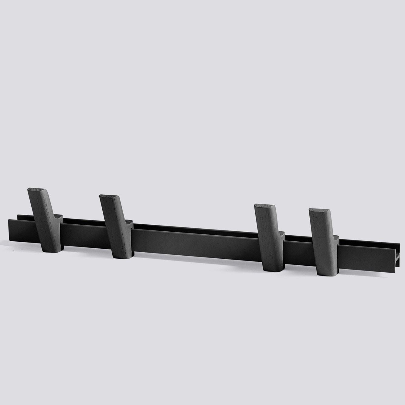 Modish Hay - Beam knaggrekke antrasitt L 60 cm - Interiørbutikken XU-19