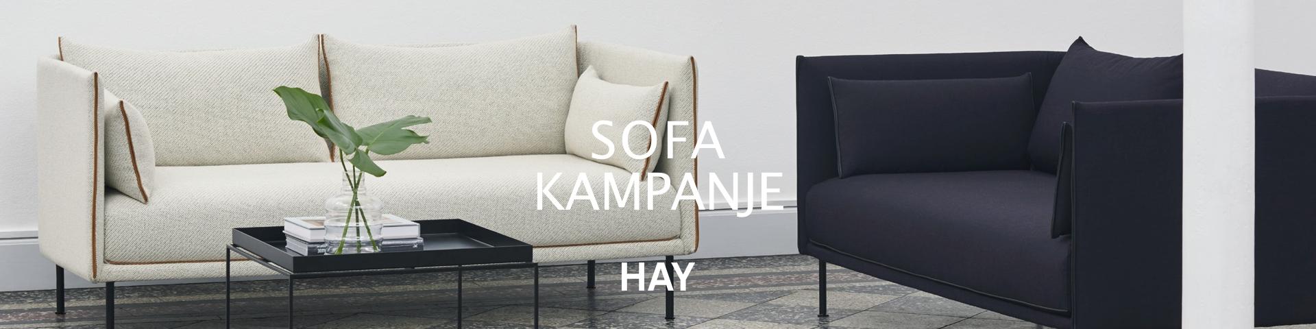 Sofa kampanje HAY