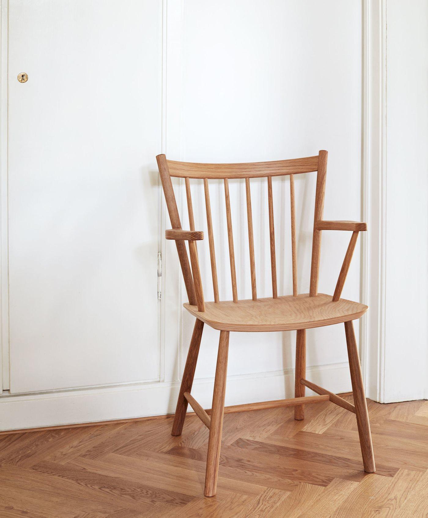 HAY J42 stol, Børge Mogensen Interiørbutikken