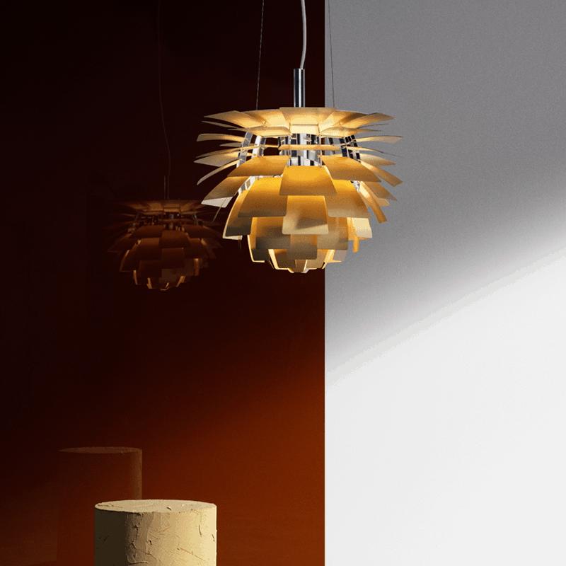 louis poulsen ph artichoke spesialutgave interi rbutikken. Black Bedroom Furniture Sets. Home Design Ideas