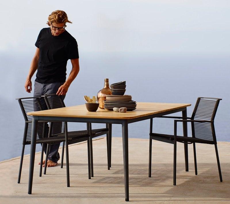 Find det spisebord der passer til dig – Cane line.no