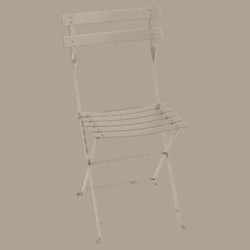 Fermob Bistro stol, hvit Interiørbutikken