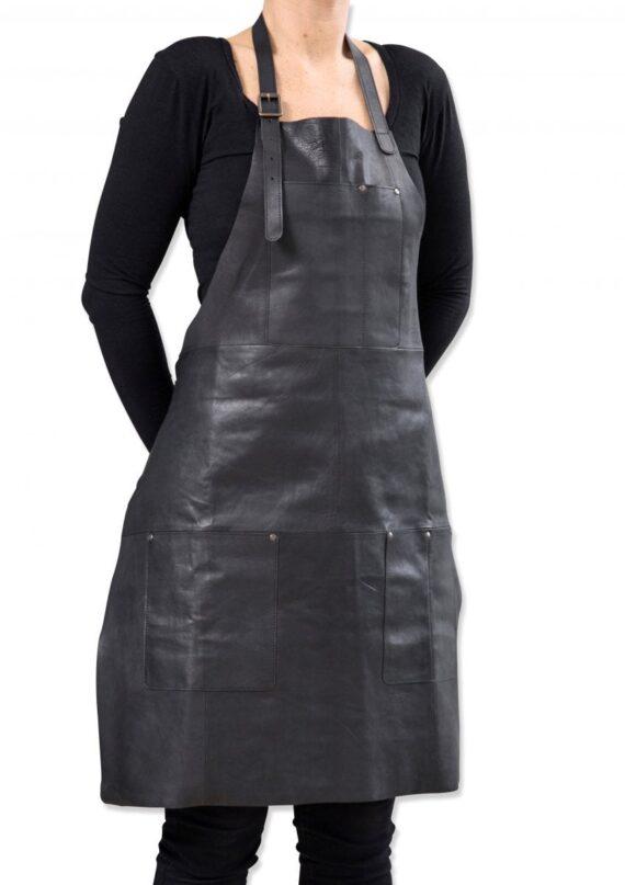 stuff design apron black