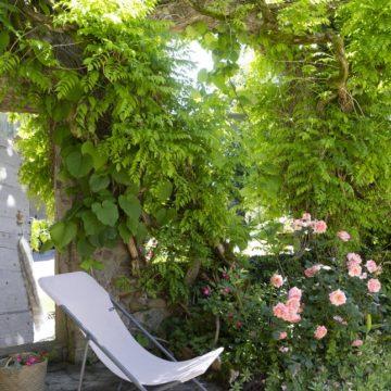 Lafuma Maxi transat, magnolia Interiørbutikken